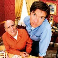 Jason Bateman and Jeffery Tambor