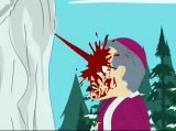 A frame from the South Park episode Bloody Mary