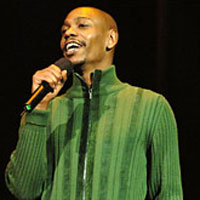 Dave Chappelle Performs in Las Vegas