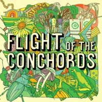 Flight of the Conchords CD
