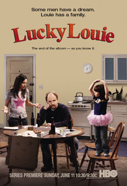 Lucky Louie Poster