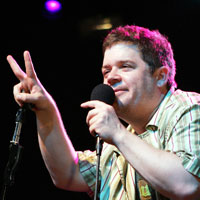 Patton Oswalt of Comedians of Comedy