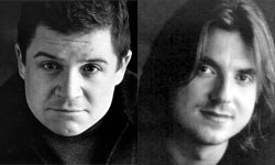 Patton Oswalt and Mitch Hedberg