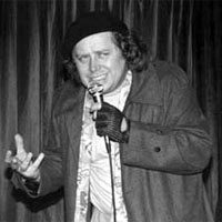 Sam Kinison Performing Stand-Up