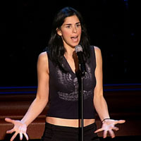 A Picture of Sarah Silverman